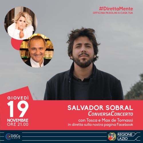Salvador Sobral – ConversaConcerto