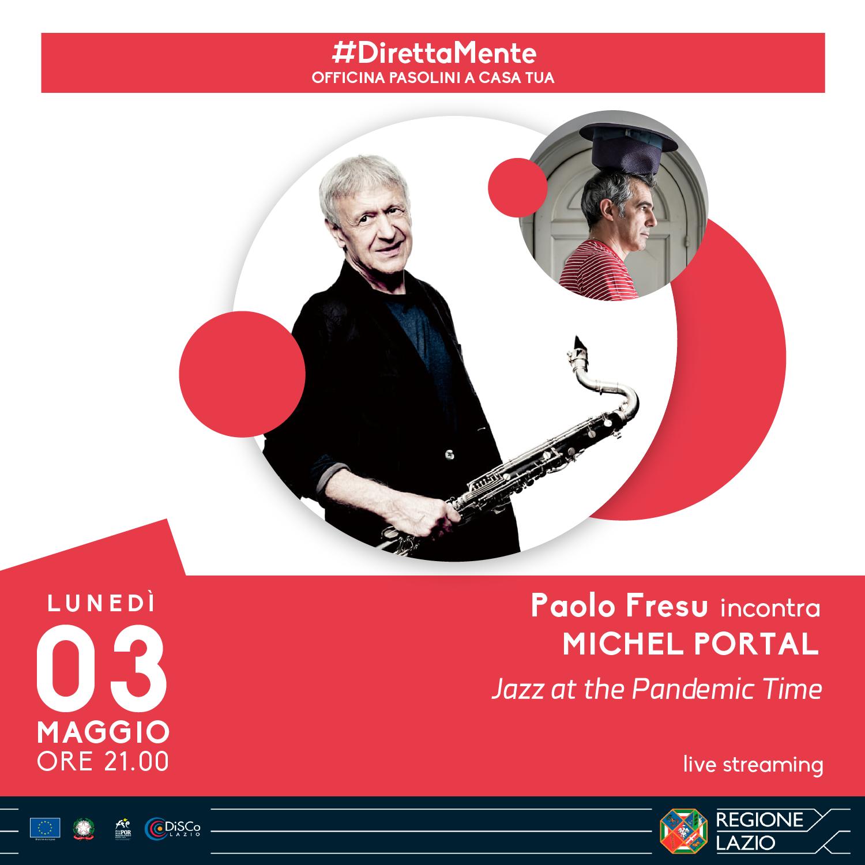Paolo Fresu incontra Michel Portal