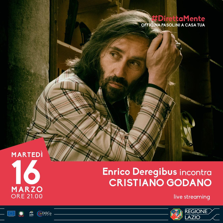 Enrico Deregibus incontra Cristiano Godano