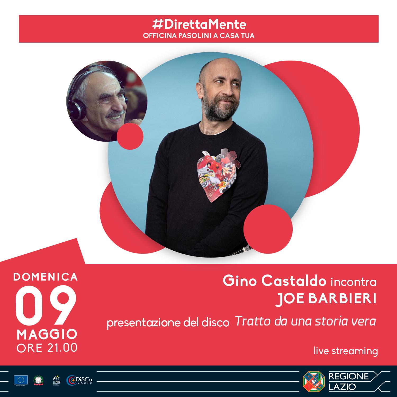 Gino Castaldo incontra Joe Barbieri
