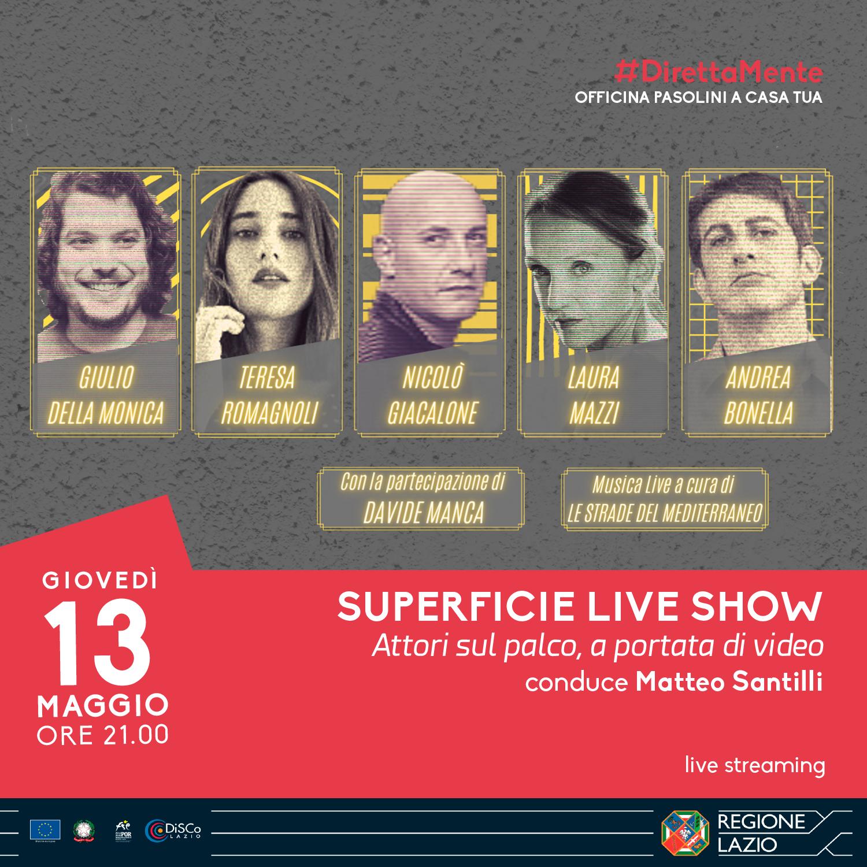 Superficie Live Show