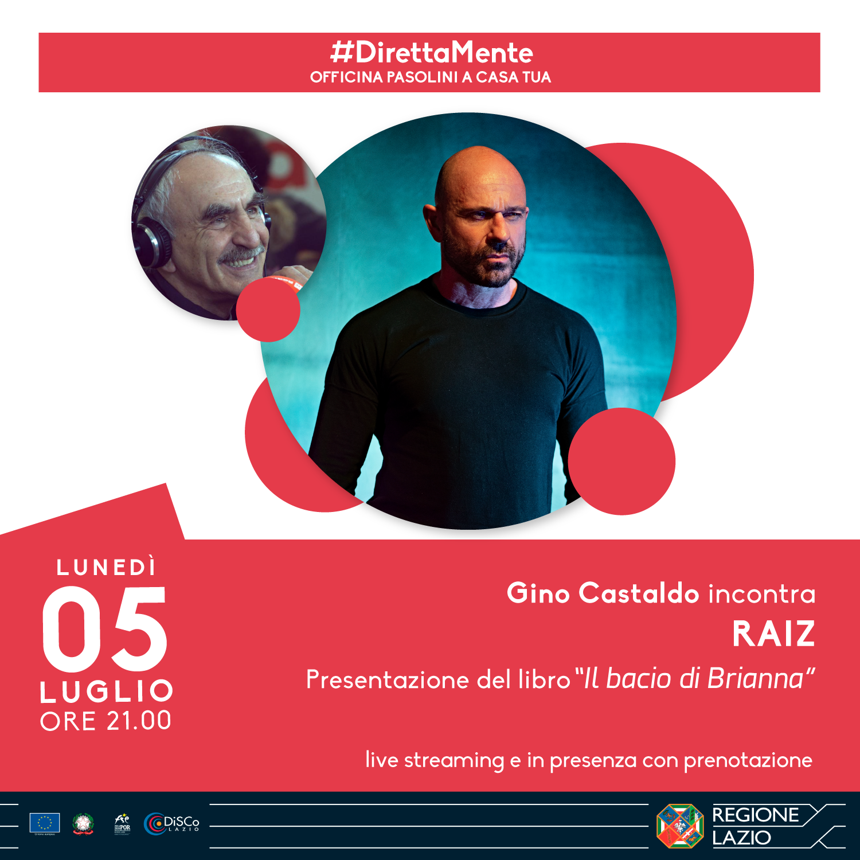Gino Castaldo incontra Raiz