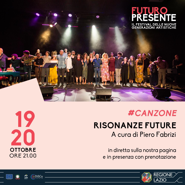 Risonanze future – A cura di Piero Fabrizi